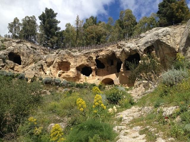 Villaggio bizantino nucleo centrale