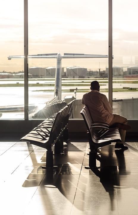 sciopero in aeroporto