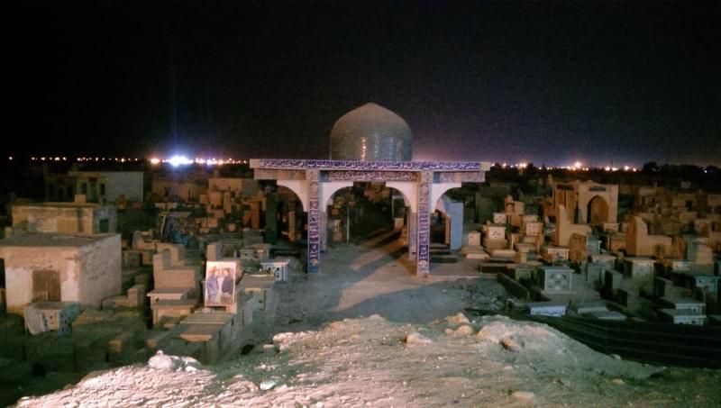 wadi al salam cemetery