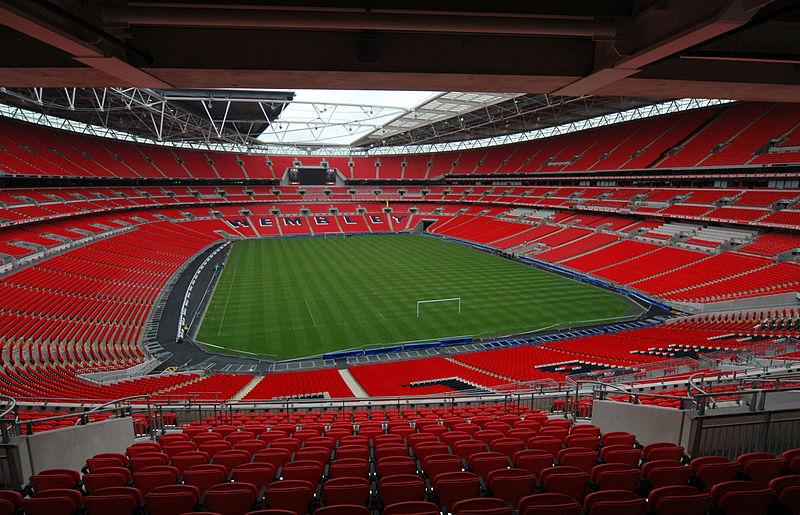 Wembley Stadium, Londra