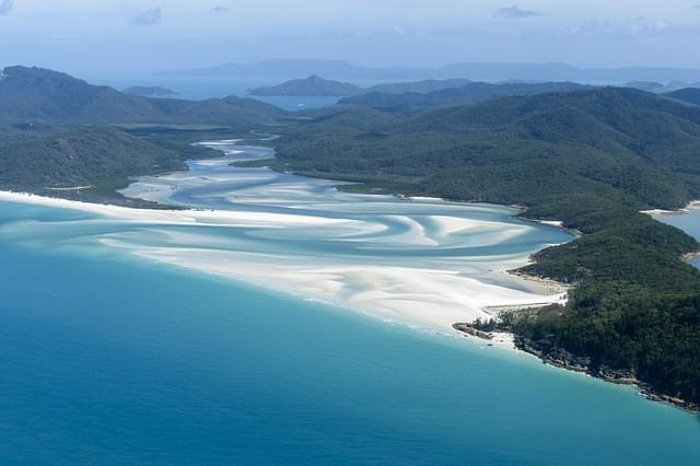 whitsunday island barriera corallina