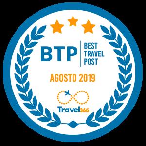 Badge BTP Agosto 2019