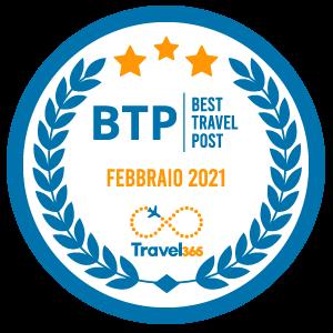 Badge BTP Febbraio 2021