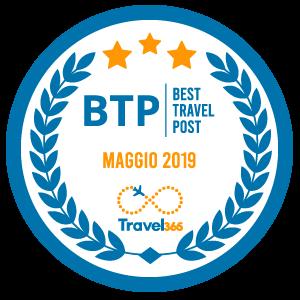 Badge BTP Maggio 2019