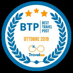 Badge BTP Ottobre 2019