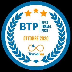 Badge BTP Ottobre 2020
