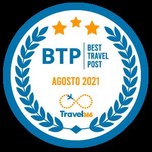 Badge BTP Agosto 2021