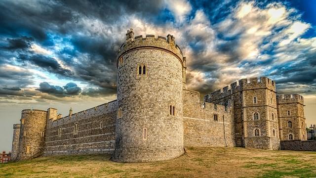 windsor castello londra inghilterra
