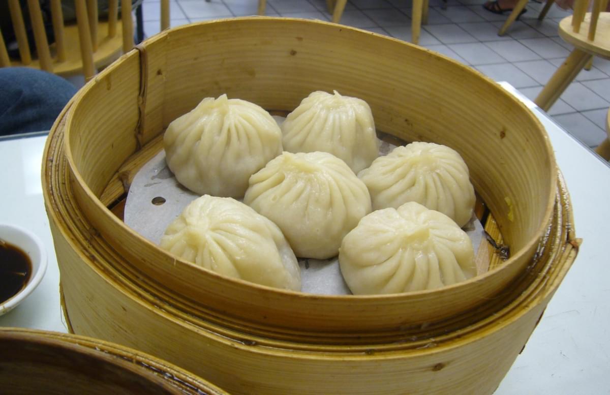 xiao long bao taipei taiwan