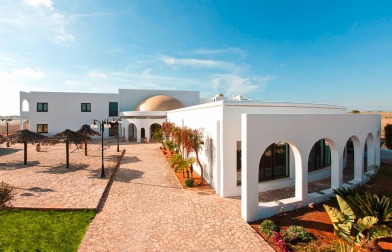 Zahira Resort, Tre Fontane a Campobello di Mazara