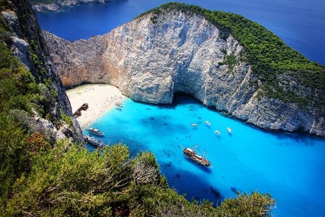 corfu isole greche