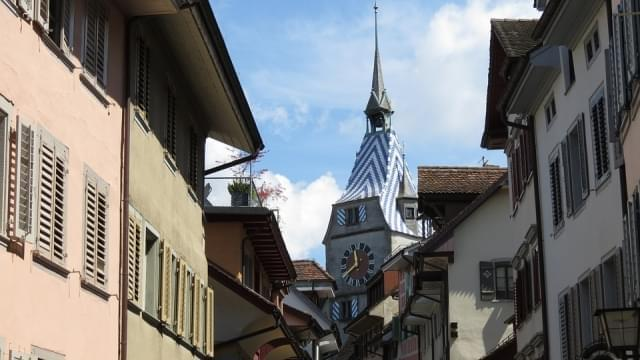 zug svizzera citta